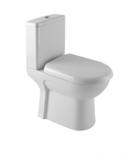 Eastbrook Lisbon Ii Toilet And Soft Close Toilet Seat Inc Fittings